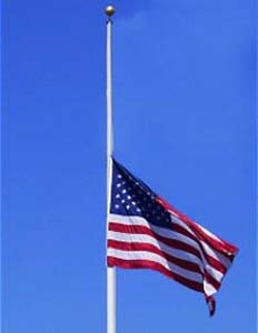 U.S. Flags at Half-Staff on Disney Property Through July 25 to Honor Colorado Shooting Victims