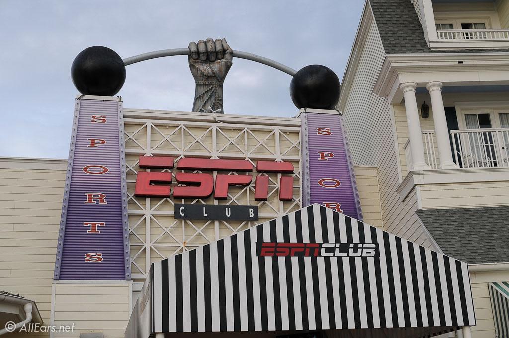 ESPN Arcade and Store Close