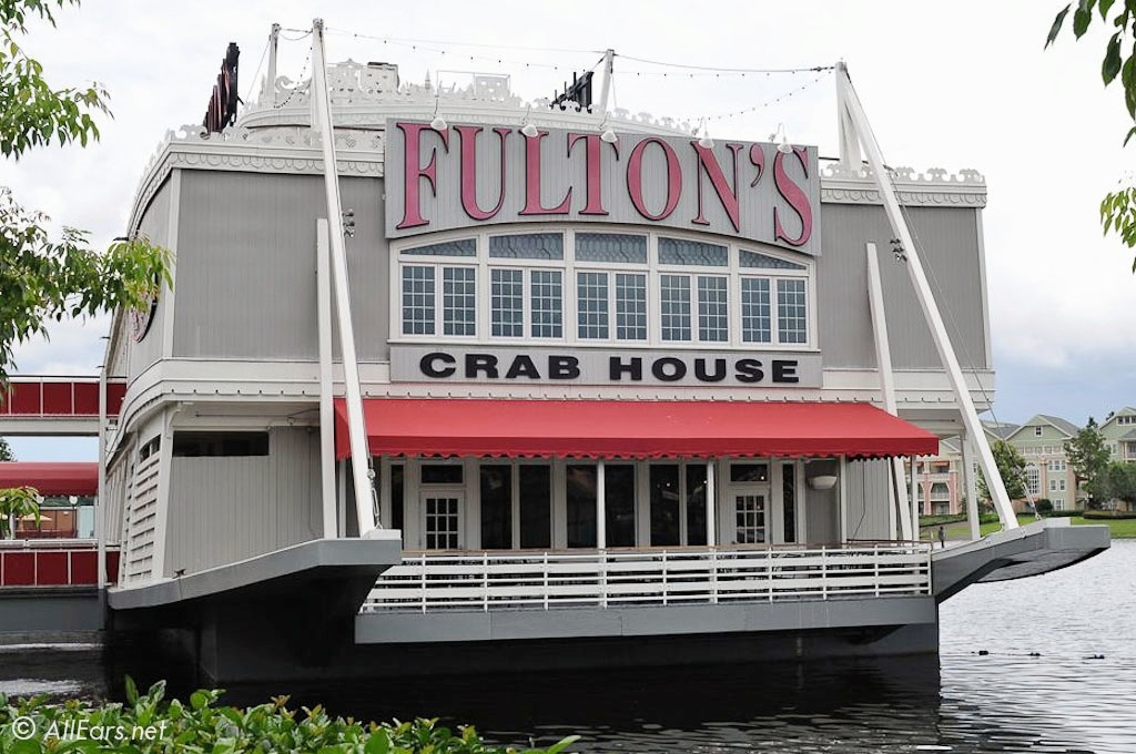 Lengthy Refurbishment Slated for Fulton's Crab House