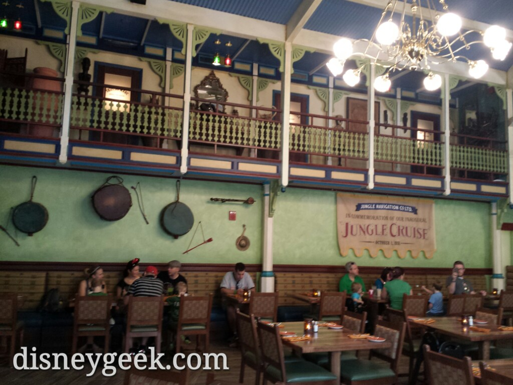 Same-Day Reservations Tested at Skipper Canteen