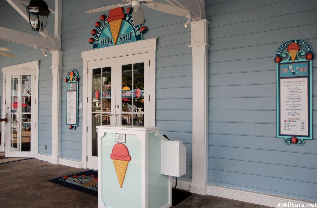"Beaches and Cream Ice Cream Shop Offers ""Adult"" Treats"