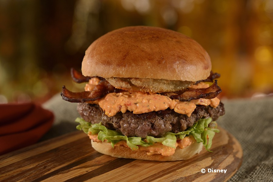 Gourmet D-Luxe Burger to Open at Disney Springs in May
