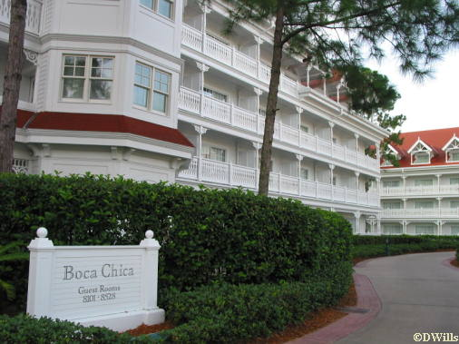 New Resort Tour Offered at the Grand Floridian