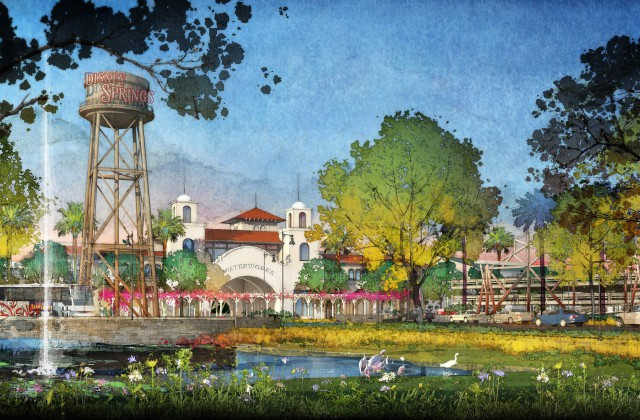 Disney Springs Lost-and-Found Procedures Adjusted