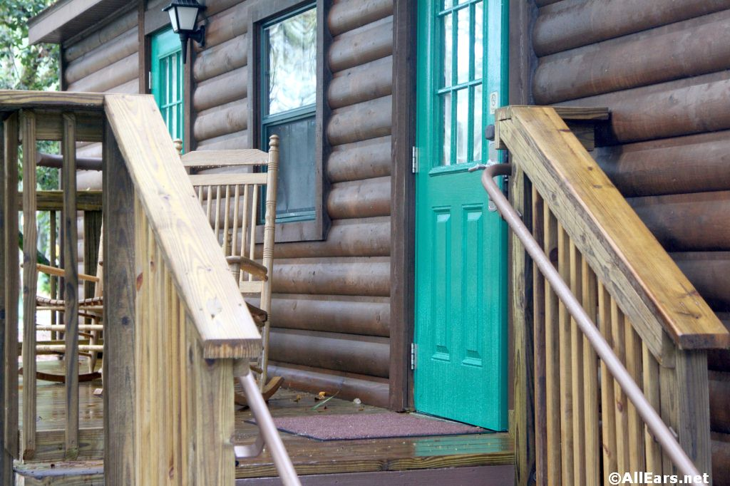 Fort Wilderness Cabin Loop Changed to Premium Campsites