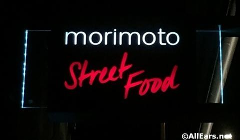 Morimoto Asia Street Food Reopens