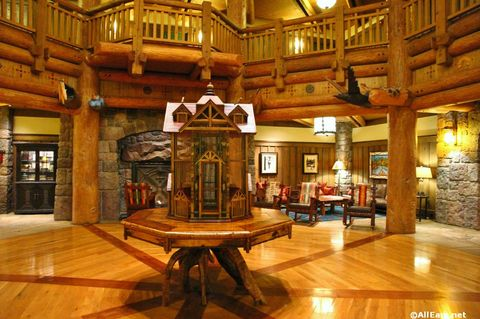 New Name Announced for Wilderness Lodge Villas
