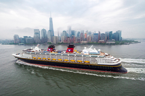 Disney Cruise Line Returns to Three Ports