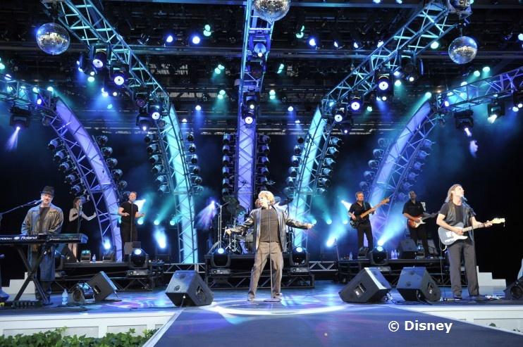 Epcot Hosts Sounds Like Summer Concerts