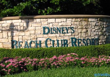 Beach Club Villas Receiving Unexpected Changes