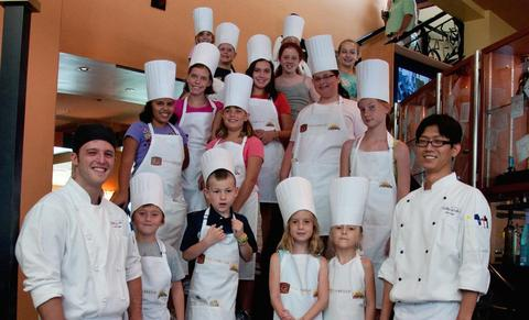 Sushi-Making Class Available for Kids