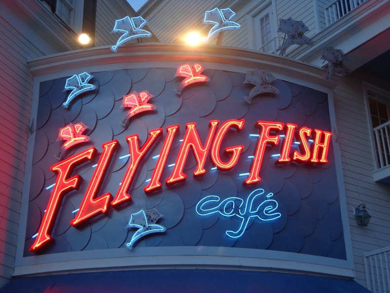 Flying Fish Renovation Shorter Than Previously Announced