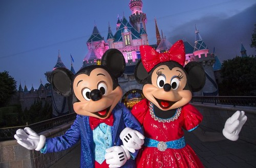 Disneyland's 60th Anniversary Celebration Continues Through Labor Day