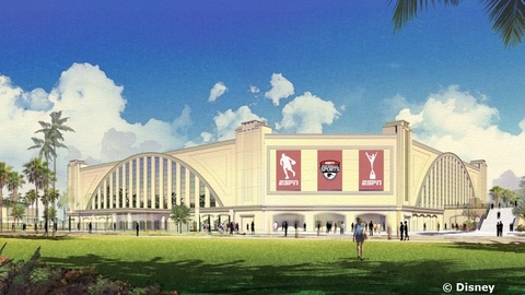 New Sports Venue Coming to ESPN Wide World of Sports Complex