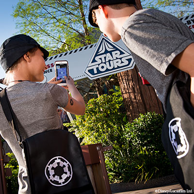 Disney Floral Offers Star Wars Themed Adventure