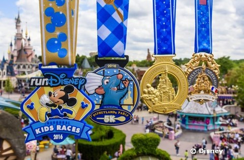 Disneyland Paris runDisney Event Celebrates Inaugural Weekend