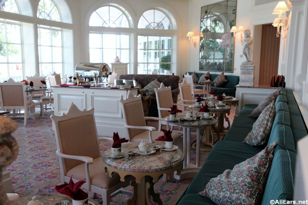 Grand Floridian Introduces Champagne and Wine Lounge