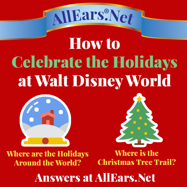 Holiday Season at Walt Disney World!