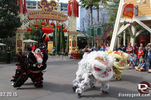 Lunar New Year Celebration at DCA Expands to 17 Days