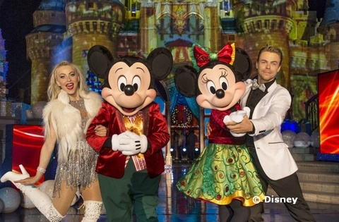 Magical Christmas Celebration Airs on Sunday Dec 25