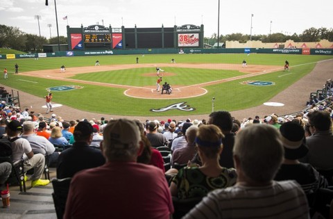 Atlanta Braves Set for 20th Year of Spring Training at Disney