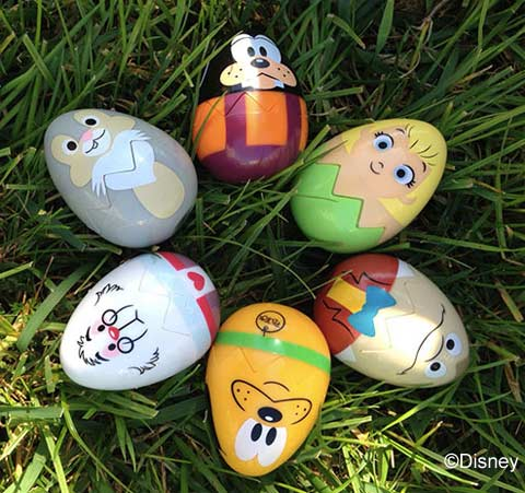Disneyland's Egg-stravaganza Scavenger Hunt Begins April 1