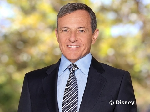 Iger's Contract Extended to 2019