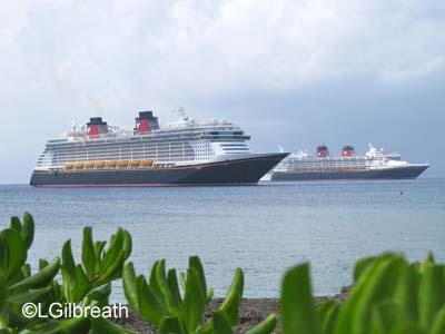 Bermuda Added as Disney Cruise Line Destination in 2018