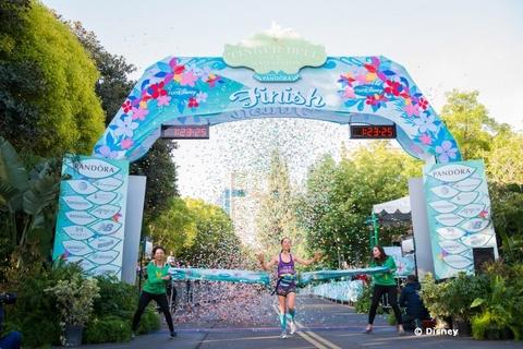 Kate Farrell Won Tinker Bell Half Marathon