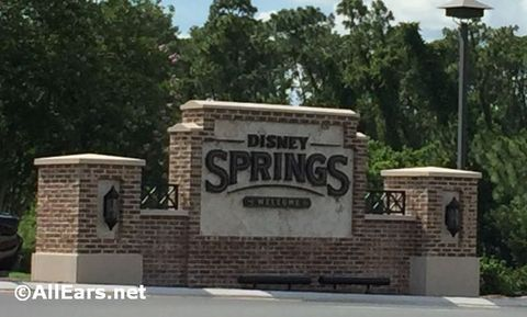 Preferred Parking Now at Disney Springs