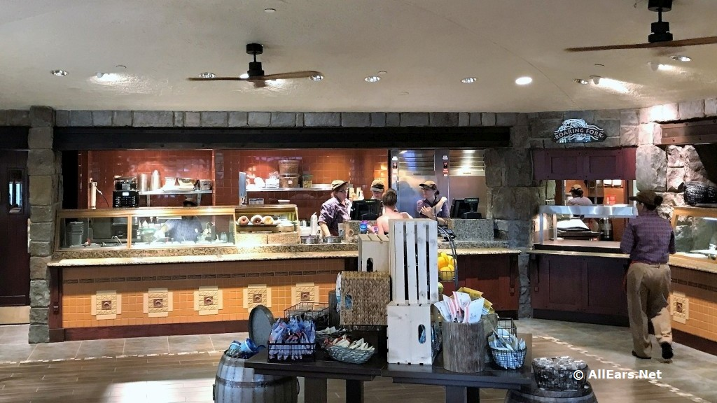 Roaring Fork Reopens at Disney's Wilderness Lodge