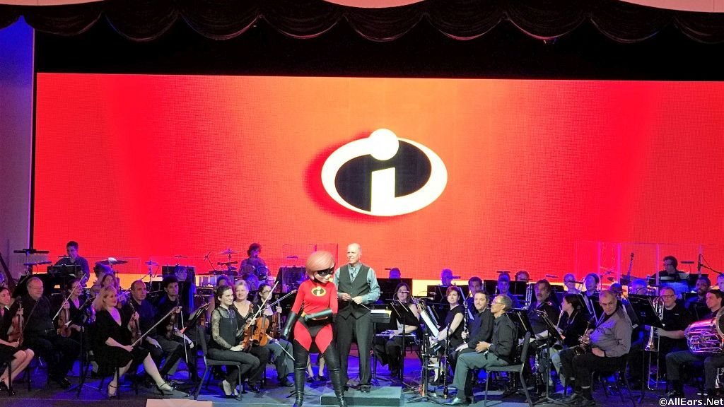 Music of Pixar Live Photo Gallery Plus Director Interview