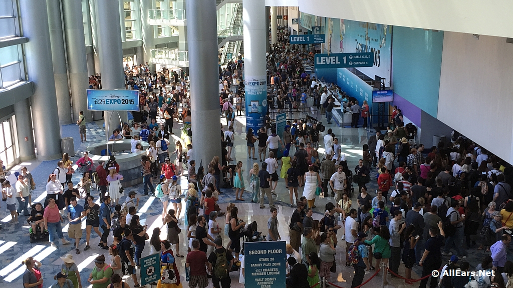 Tips for Navigating the 2017 D23 Expo, July 14-16