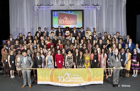 Applications Now Accepted for Disney Dreamers Academy