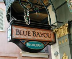 New Blue Bayou Dining Package Available at Disneyland Halloween Party