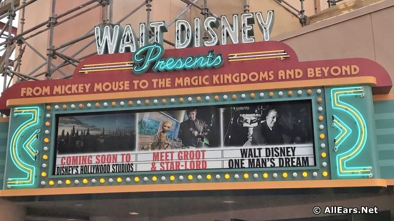 Walt Disney Presents Opens