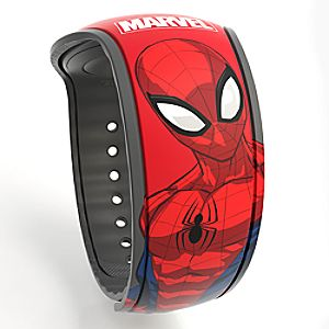 Marvel SuperHero MagicBands Now Available