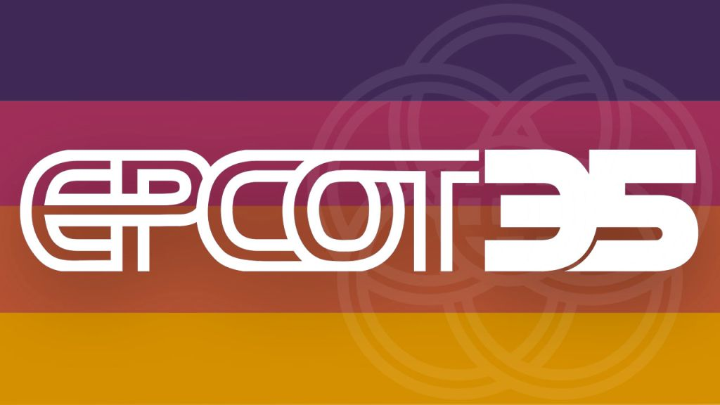 Celebrate Epcot's 35th - October 1st