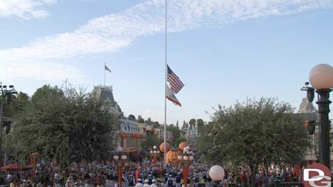 Flags at Half-Staff to Honor Las Vegas Shooting Victims; DCA Cast Member Among Those Killed