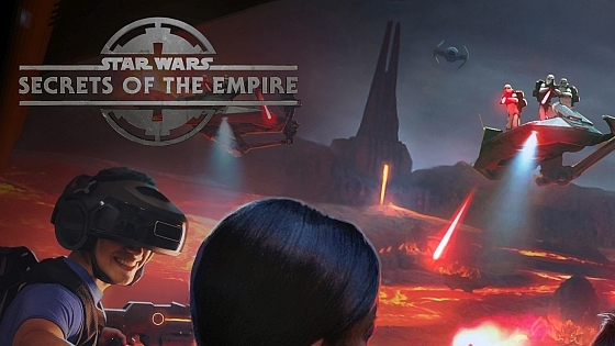 Tickets on Sale Now for Star Wars: Secrets of the Empire