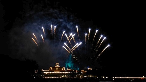 Ferrytale Fireworks Cruise Returns in December
