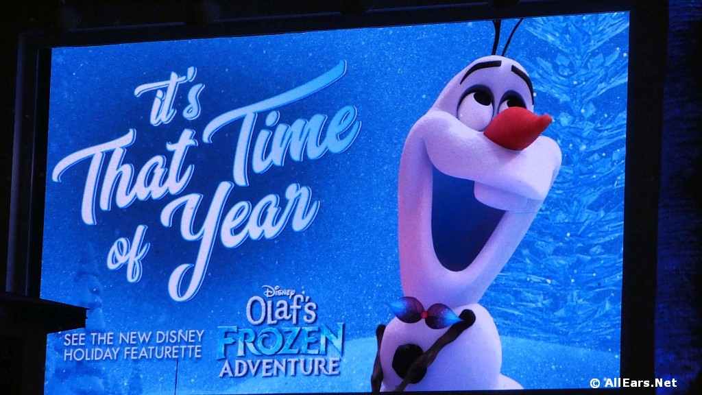 Flurry of Fun at Disney's Hollywood Studios