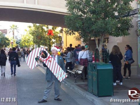 Disneyland Candy Cane Dates Announced