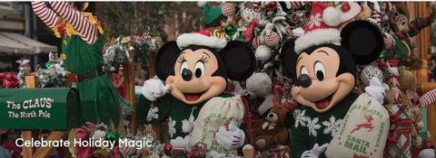Disney Parks Magical Christmas Celebration to Air on Dec 25