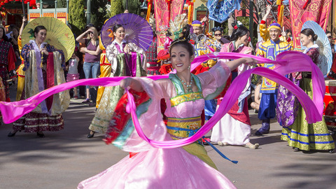 DCA Lunar New Year Festival Expands to 24 Days