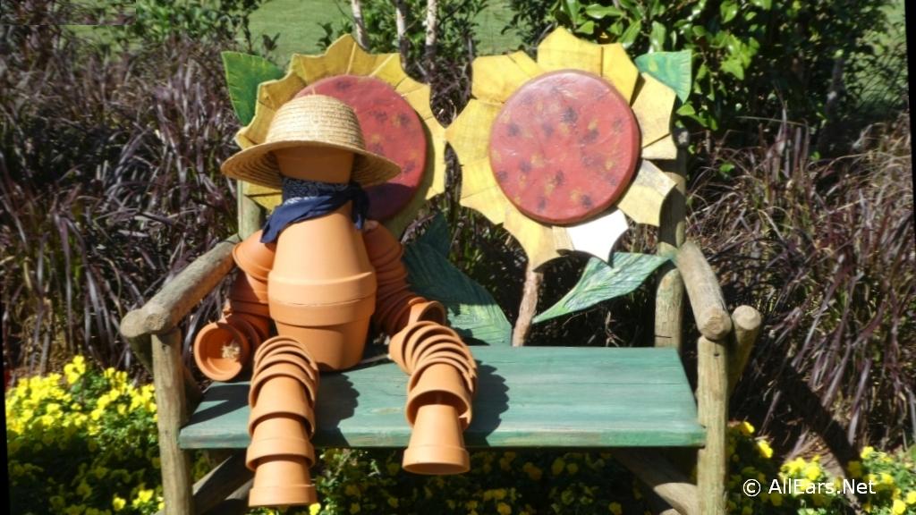 Epcot Flower and Garden Festival Begins Feb. 28