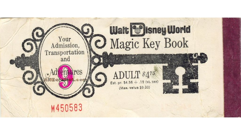 WDW Ticket Prices Have Increased