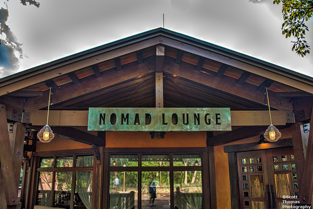 Tiffins and Nomad Lounge Menus Updated