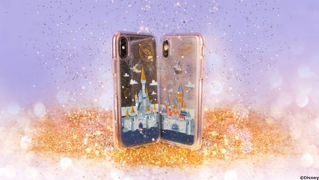 New Otterbox Cases Feature Castle Artwork