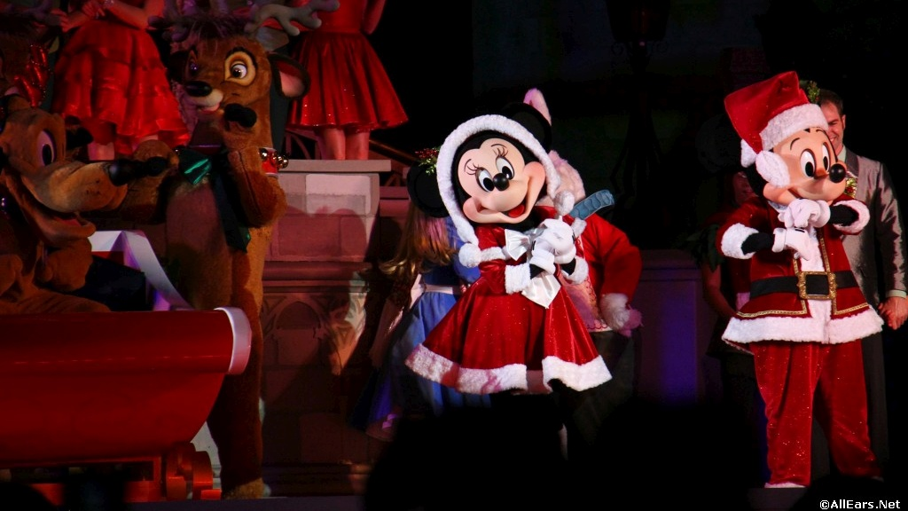 Mickey's Most Merriest Celebration